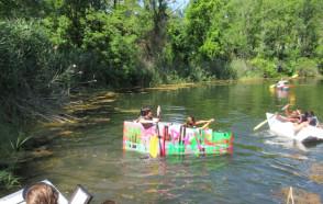 3rd Annual Cardboard Boat Regatta
