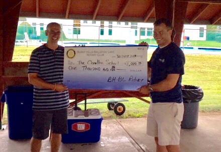 Rotary Donation